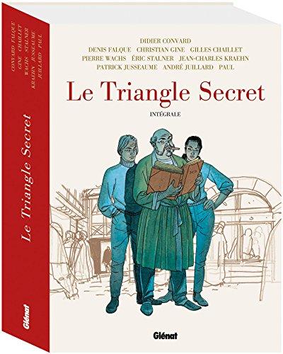 9782344005255: Le Triangle Secret - Intégrale