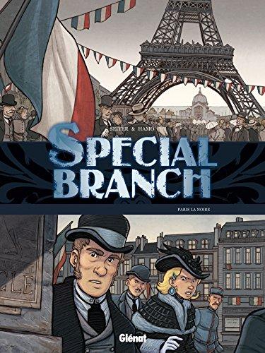 9782344005590: Special Branch, Tome 5 : Paris la noire