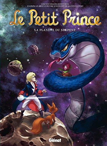 9782344006214: Le Petit Prince, Tome 24 : La plan�te du serpent