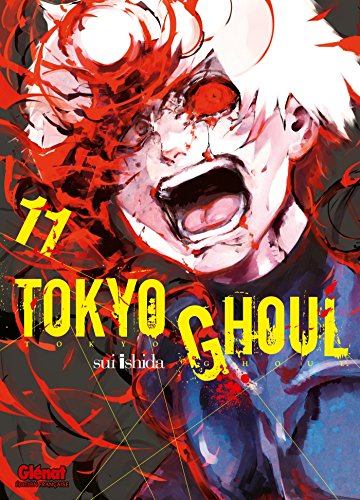 TOKYO GHOUL T.11: ISHIDA SUI
