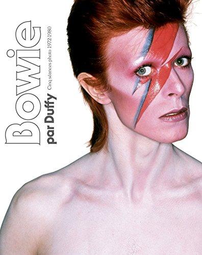 9782344006719: Bowie par Duffy : Cinq s�ances photos