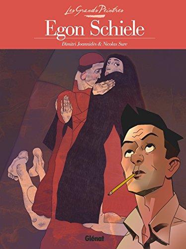 9782344006887: Les Grands Peintres - Egon Schiele : Le Cardinal et la nonne