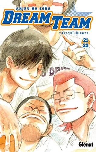DREAM TEAM T.21-T.22: HINATA TAKESHI