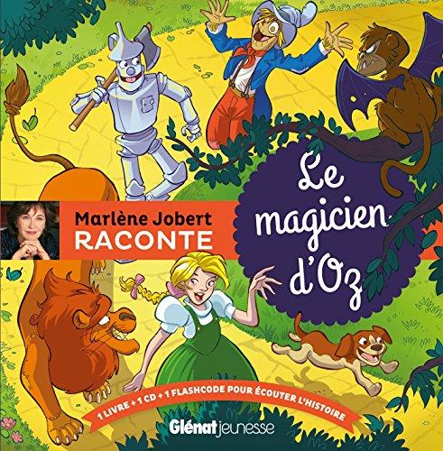9782344007730: Marlène Jobert raconte : le magicien d'Oz (1CD audio)