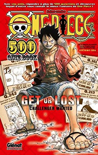 9782344008416: One Piece - Quiz Book Vol.01