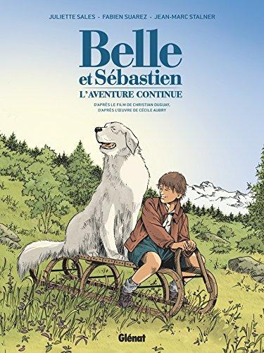 9782344009284: Belle et Sébastien : L'aventure continue