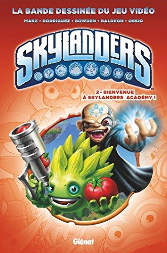 9782344009543: Skylanders - Tome 02 : Bienvenue à Skylanders Academy !