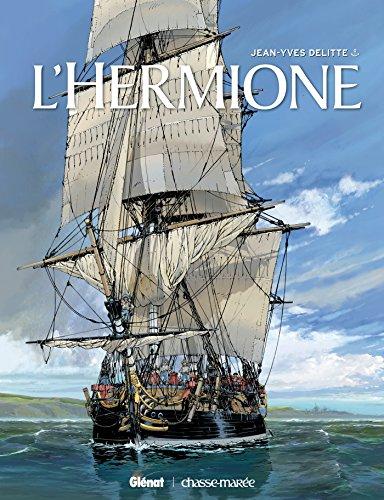 """HERMIONE (ÉDITION SPÉCIALE """"TRAVERSÉE""""): DELITTE JEAN-YVES"""