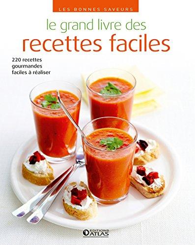 9782344010822: Le grand livre des recettes faciles