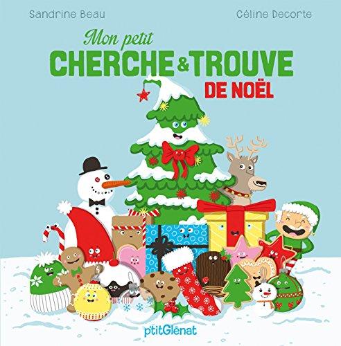 9782344011171: Mon petit cherche et trouve de Noël (couverture mousse)