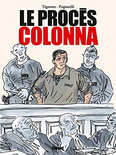 9782344011898: Le procès Colonna