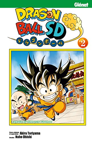 DRAGON BALL SD T.02: TORIYAMA AKIRA