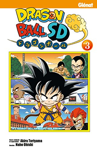 9782344012956: Dragon Ball SD - Tome 03 (Kids)
