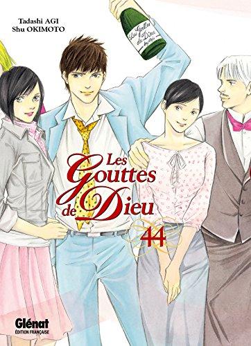 9782344013137: Les Gouttes de Dieu, Tome 44 : (Seinen Manga)
