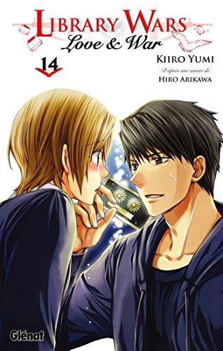 9782344013588: Library Wars, Tome 14 : (Shojo Manga)