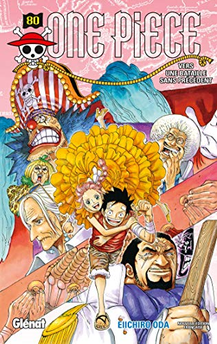 9782344017470: One piece - Edition originale Vol.80 (French Edition)