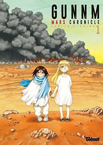 9782344017517: Gunnm Mars Chronicle, Tome 1 : (Seinen Manga)