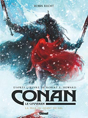 9782344018477: Conan le Cimmérien - La Fille du géant du gel