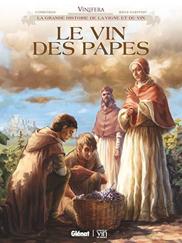 9782344025680: Vinifera - Le Vin des papes