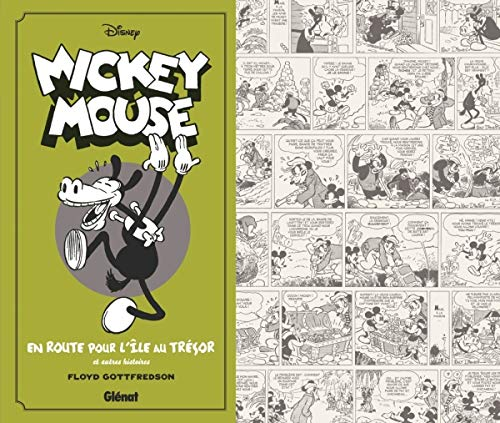 Mickey Mouse, Tome 2 : En route
