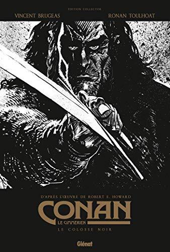 9782344029510: Conan le Cimmérien - Le Colosse noir N&B: Edition spéciale noir & blanc