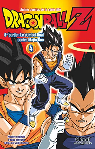 9782344033654: Dragon Ball Z - 8e partie - Tome 04: Le combat final contre Majin Boo