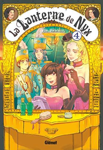 9782344035245: La Lanterne de Nyx - Tome 04