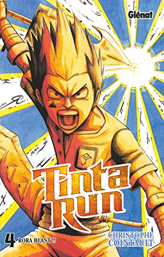 9782344035481: Tinta Run - Tome 04