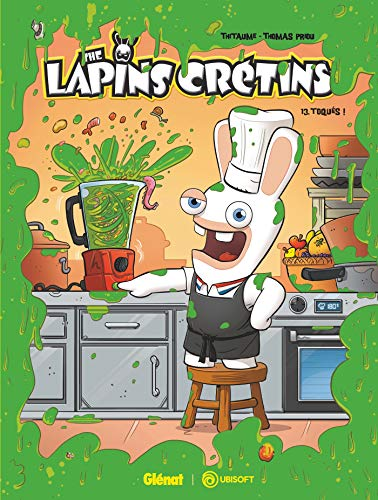 9782344043400: The Lapins Crétins - Tome 13: Toqués !