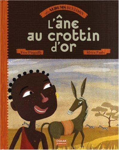 9782350001418: L'âne au crottin d'or
