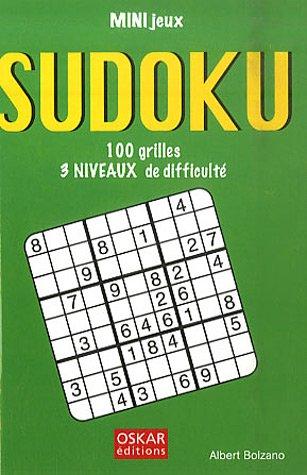 Sudoku: 100 grilles: Bolzano, Albert