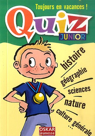 Quiz junior: Saintonge, Véronique