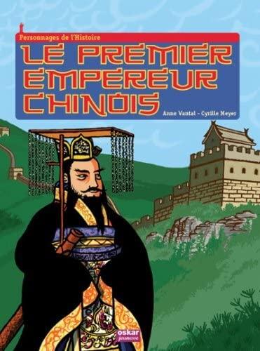 9782350004334: Le premier empereur chinois