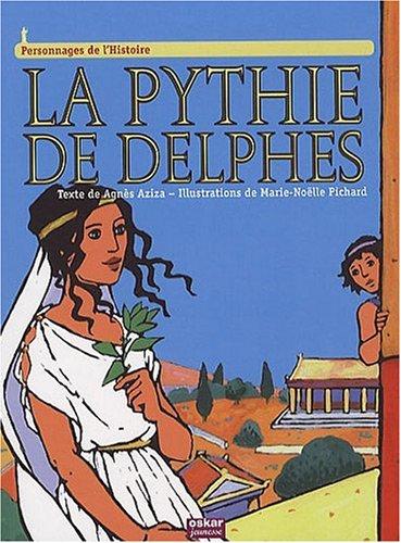 Pythie de Delphes (La): Aziza, Agnès