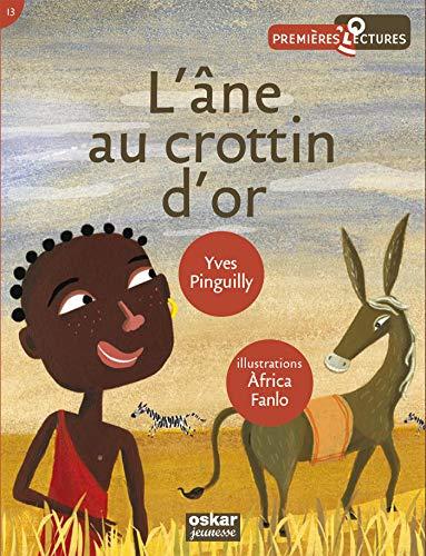 9782350005638: L'âne au crottin d'or