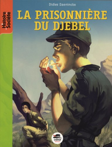 9782350008196: La prisonni�re du Djebel