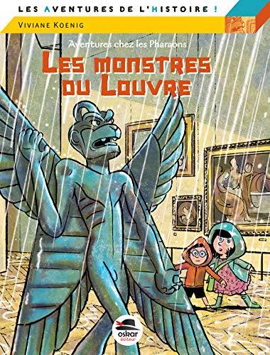 9782350009254: Les monstres du Louvre