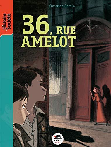 36, rue Amelot: Deroin, Christine