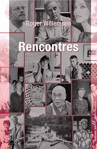 Rencontres (French Edition): Roger Willemsen
