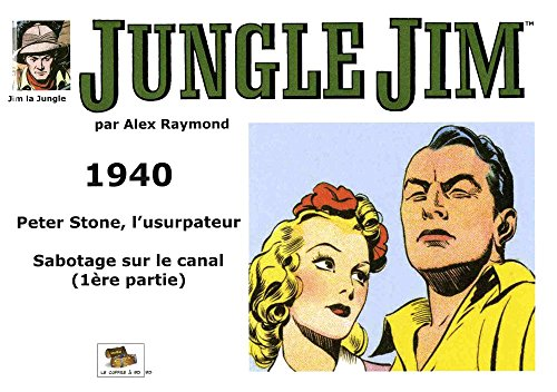 9782350073323: Jungle Jim, Tome : 1940