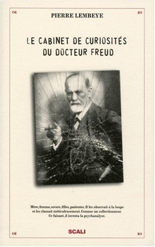 9782350120676: Le cabinet de curiosités du docteur Freud