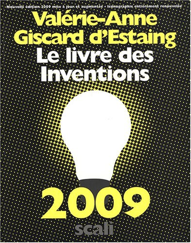 Inventions (French Edition): Valérie-Anne Giscard d'Estaing