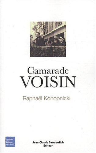 9782350131139: Camarade Voisin