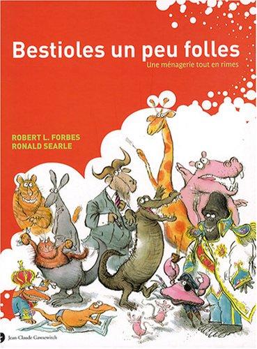 9782350131405: Bestioles un peu folles (French Edition)