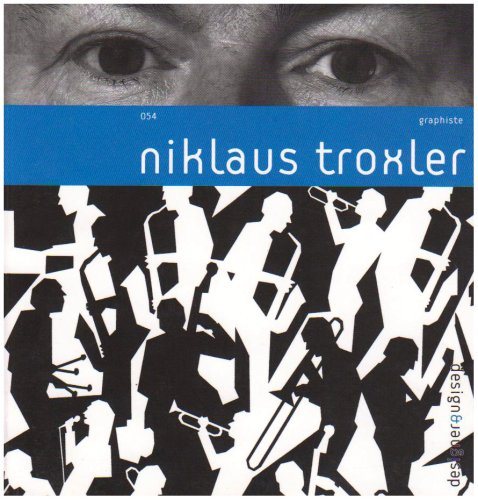9782350170541: Niklaus Troxler (French Edition)