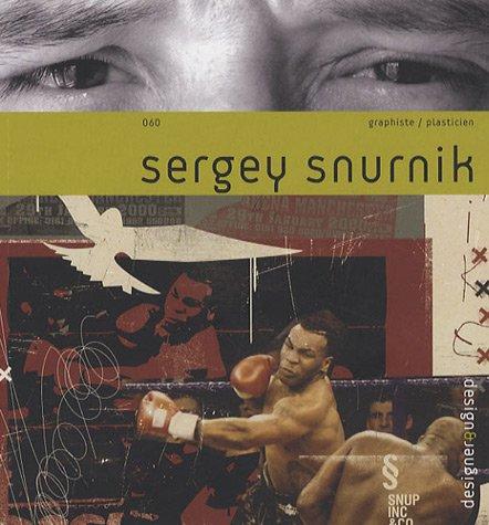 9782350170718: Designer&design 060: Sergey Snurnik (Design & Designer) (French and English Edition)