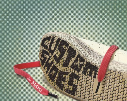 custom shoes: Maki