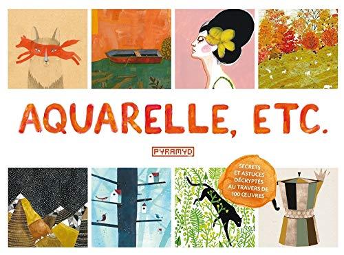 9782350173405: Aquarelle, etc