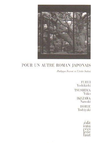 9782350180113: Pour un autre roman japonais (French Edition)