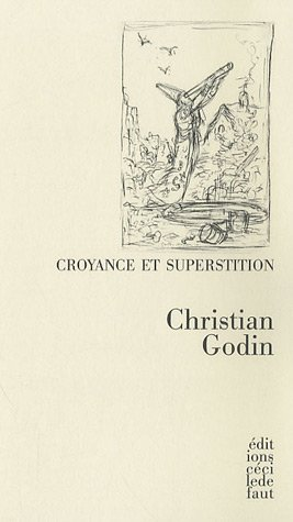 9782350180434: Croyance et superstition (French Edition)